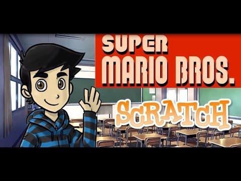 Como hacer un juego estilo Mario Bros en Scratch