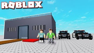 BUILD YOUR OWN ROBLOX PRISON!