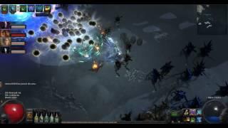 Epic Frostbolt Action