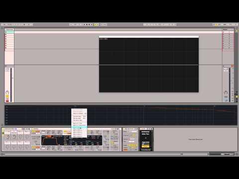 Ableton Live - Moog Bass Sound Design