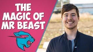 The Magic Of Mr Beast