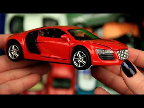 Toys of Box: Cars for boys