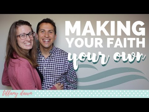To the Girls Who Grew Up Christian | Making Your Faith Your Own