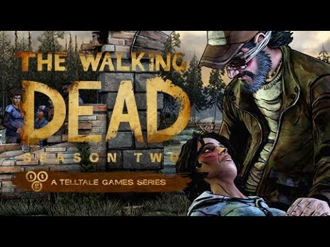 LET'S PLAY: THE WALKING DEAD   [S2] EPISODE 4 - Streamed on 01/12/18