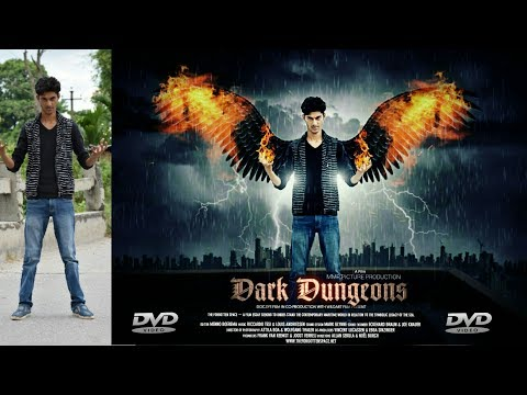 Picsart Editing Fire on Hand effect Tutorial || Picsart Movie Poster Design like Photoshop