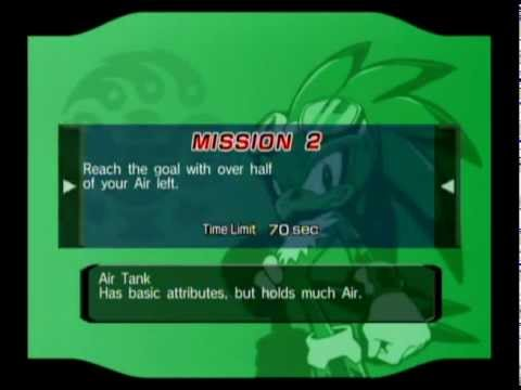 Sonic Riders - Missions - Extra 1