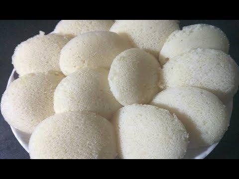 बिना दही के बनाये सूजी की इडली | Suji Idli Recipe without curd | Soft & Spongy Idli