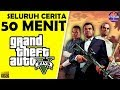 Seluruh Alur Cerita GTA 5 Hanya 50 MENIT - Grand Theft Auto V