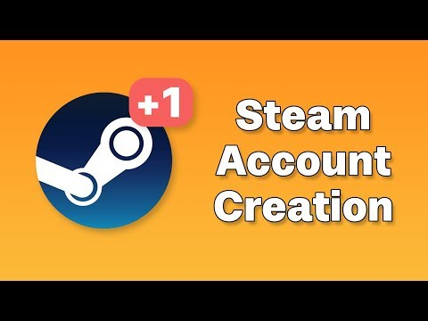 How To Create A New Steam Account