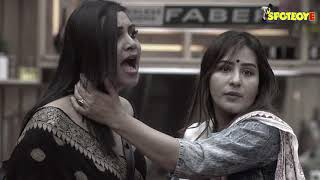 Arshi Khan SLAMS Hina Khan For Addressing Shilpa Shinde As A Call Girl | TV | SpotboyE