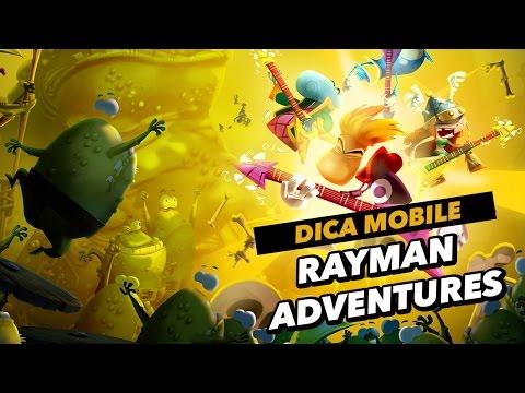 Xxx Mp4 Dica De Download Mobile Do Dia Rayman Adventures 3gp Sex