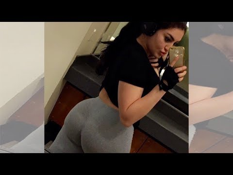 Xxx Mp4 Jiselle Billnard Booty Workout 3gp Sex