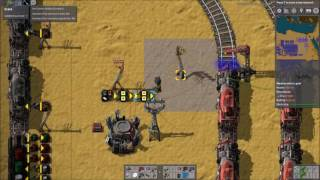 Factorio 0 17 Sushification   Ep 8   It works! Kind of