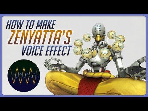 How to make Zenyatta's Voice Effect (using GarageBand)