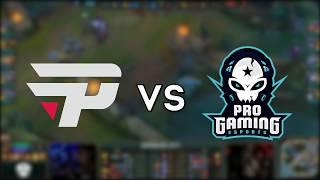 paiN vs ProGaming - SuperLiga ABCDE | Melhores Momentos