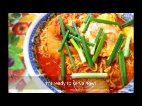Instant noodle - A healthy way of eating