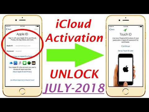 Instant iCloud unlock on iPhones | July 2018 | Without iCloud details | Official