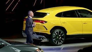 2018 Lamborghini URUS - World Premiere!!