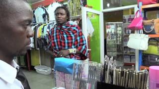 Je mteja hawezi kukosea? | Masai & Mau Minibuzz Comedy - Minibuzz