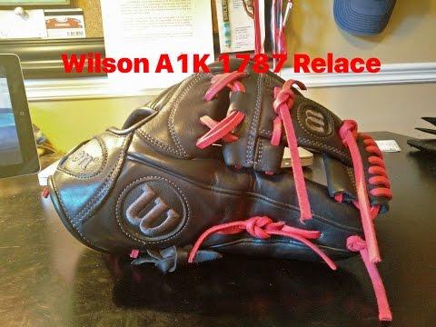 Wilson A1K 1787 Relace