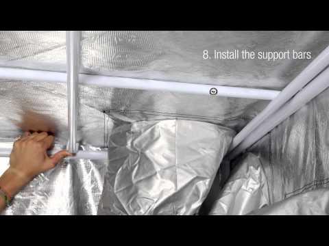 Lighthouse Max Portable Grow Tent