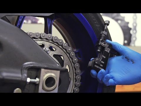 How To Replace Your Motorcycle Chain & Sprockets | MC GARAGE