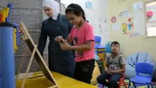 Inspiration for being a Humanitarian - CARE Syria Response