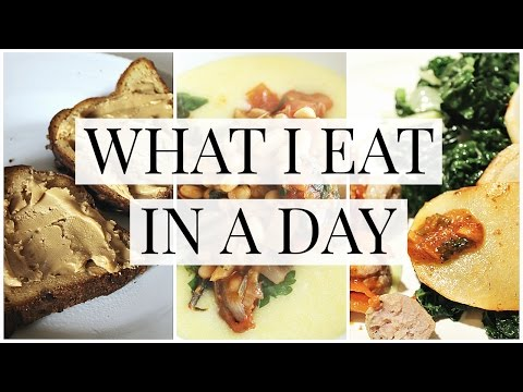 What I Eat in a Day (gluten free) | Kendra Atkins