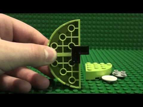 How To Build A Lego Pacman