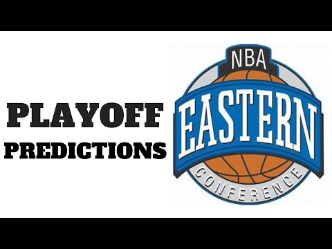 Eastern Conference Playoff Predictions