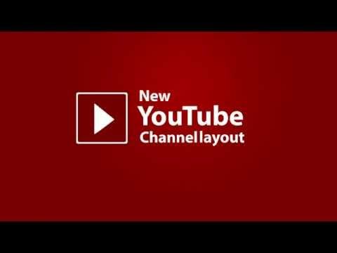 2013 YouTube Layout template