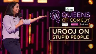 Conflict of Opinion and Stupid People by Urooj Ashfaq