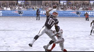 Over 7 Feet Tall 99 Overall Gronk Shut Down In One Play Madden 16 Ult
