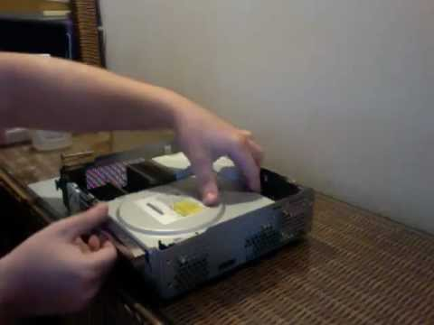 How To Fix an Xbox 360 Stuck Disc Tray