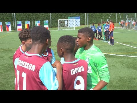 Milan 2016: a dream realised for 32 youth football teams