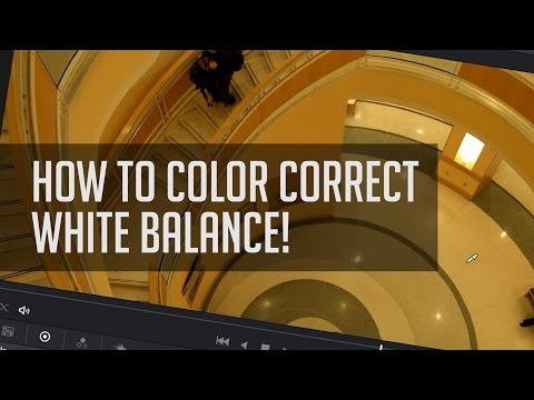 How to Fix White Balance! - DaVinci Resolve Color Correction Tutorial