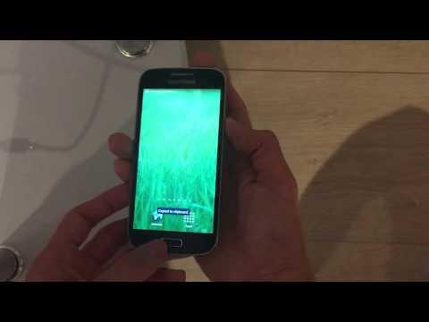 Samsung Galaxy S4 Mini: How to take a screenshot