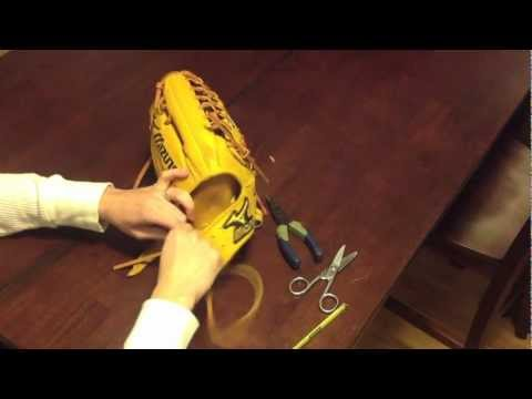 How to Relace a Conventional Wrist - Standard & Pedroia Style