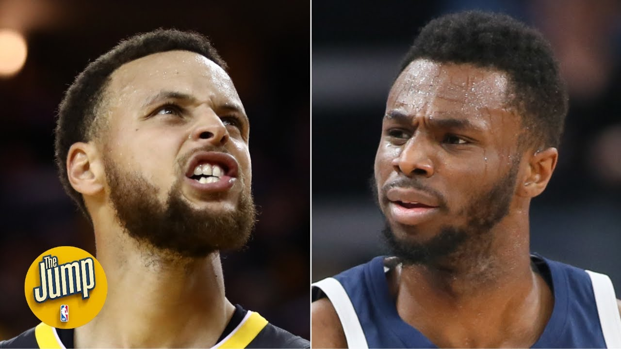 Can Andrew Wiggins actually revive his career alongside Steph, Klay and Draymond? | The Jump