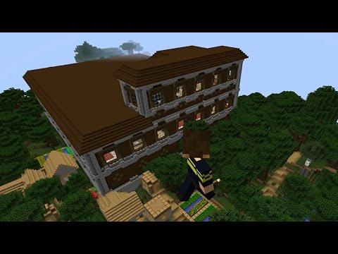 MineCraft Mansion Coordinates