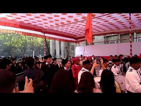 Savitribai Phule Pune University Convocation at PICT, Pune - 2016 Batch