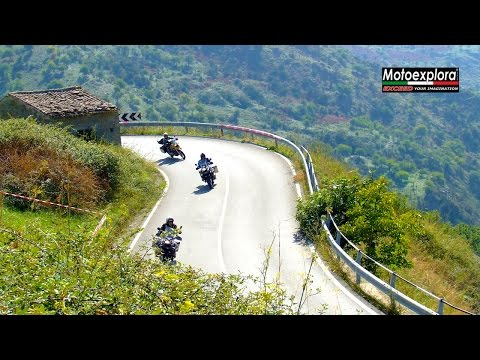 Sicily land of the sun - Motorcycle Tour