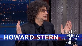Howard Stern: What If Hillary Came On My Show In 2016?