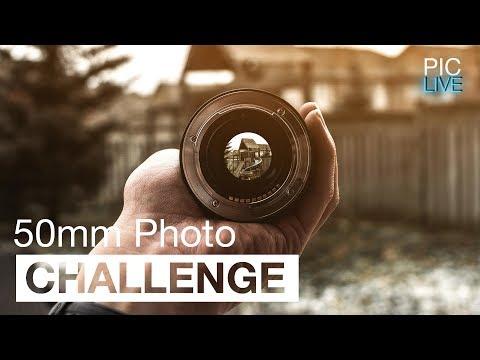 PIC LIVE - Challenge #11 - 50mm Photo