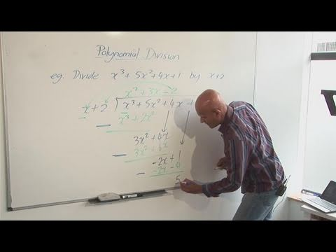 How To Compute Polynominal Division