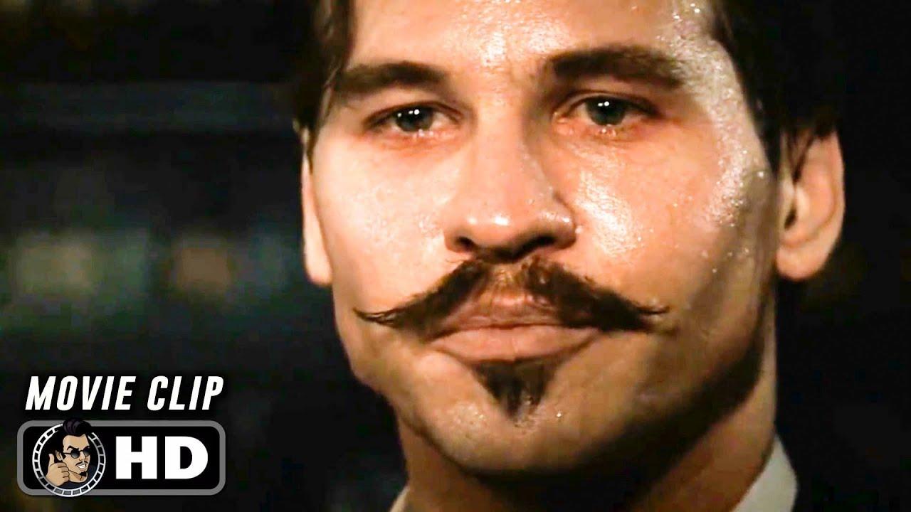 TOMBSTONE Clip - Doc Holiday meets Johnny Ringo (1993) Val Kilmer