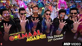 Tusshar Kapoor on Anti-piracy | Golmaal Again | Releasing 20th October | Rohit Shetty | Ajay Devgn