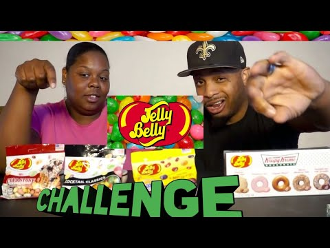 Jelly Bean Challenge/Review