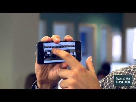 How To Make Slow Motion Video On The iPhone 5S