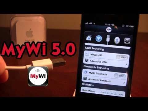MyWi 5.0